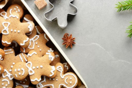 Novogodišnji keks sa đumbirom i cimetom će vam ulepšati praznike