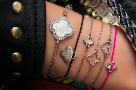 WISH kolekcija modernog i elegantnog nakita: Dijamanti, 18 kt zlato i rodinirano srebro s vašim potpisom!