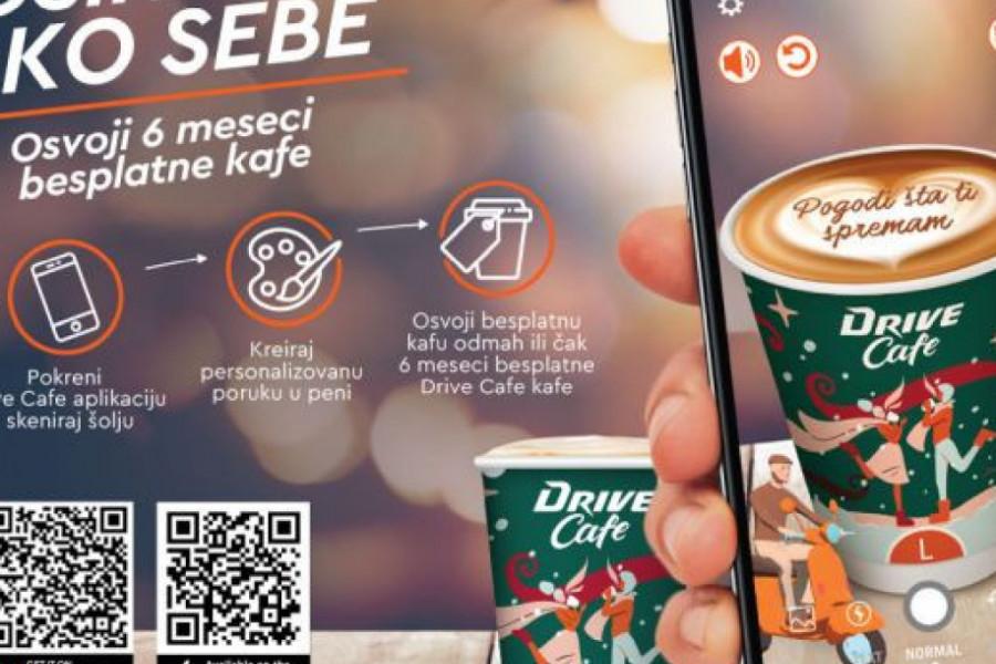Osvoji šest meseci besplatne kafe u najvećem Coffe shop-u u Srbiji