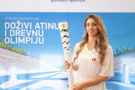 "Velika nagradna igra za vozače i članove ""Smile"" kluba: Doživi Atinu i drevnu Olimpiju"