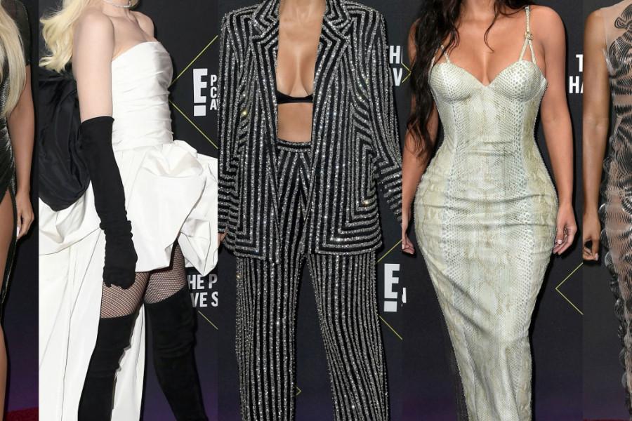 Održan People's Choice Awards: Klan Kardašijan oduševio stajlinzima, POZNATA TRUDNICA BRILJIRALA U CRVENOM! (foto)