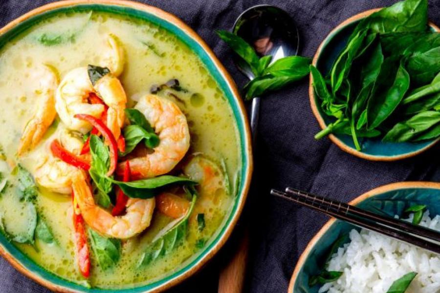 Predlog za nedeljni ručak: Taljatele sa pesto sosom i tajlandska kari supa (recept)