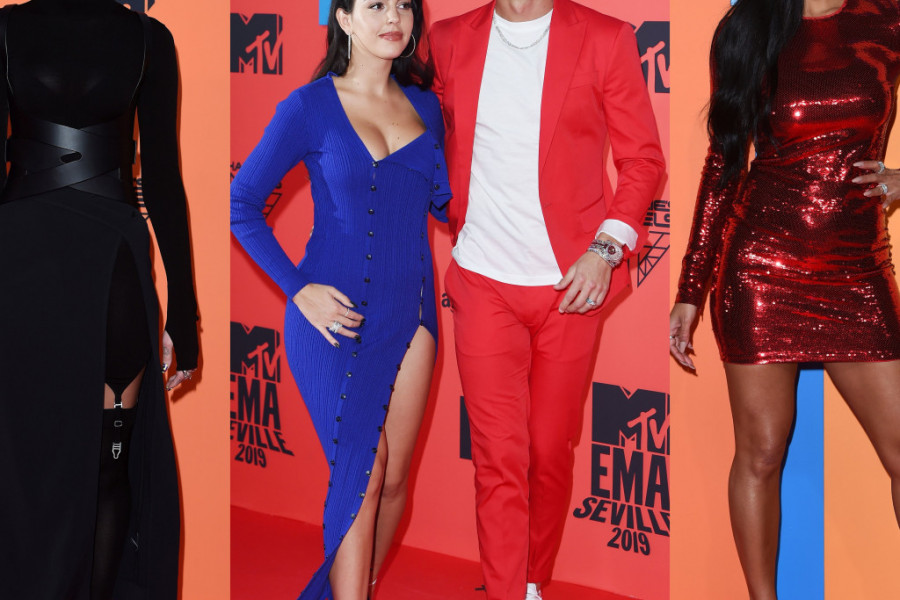 GORELA JE SEVILJA: Održana svečana dodela MTV nagrada a evo ko je POTPUNO UKRAO ŠOU! (foto)