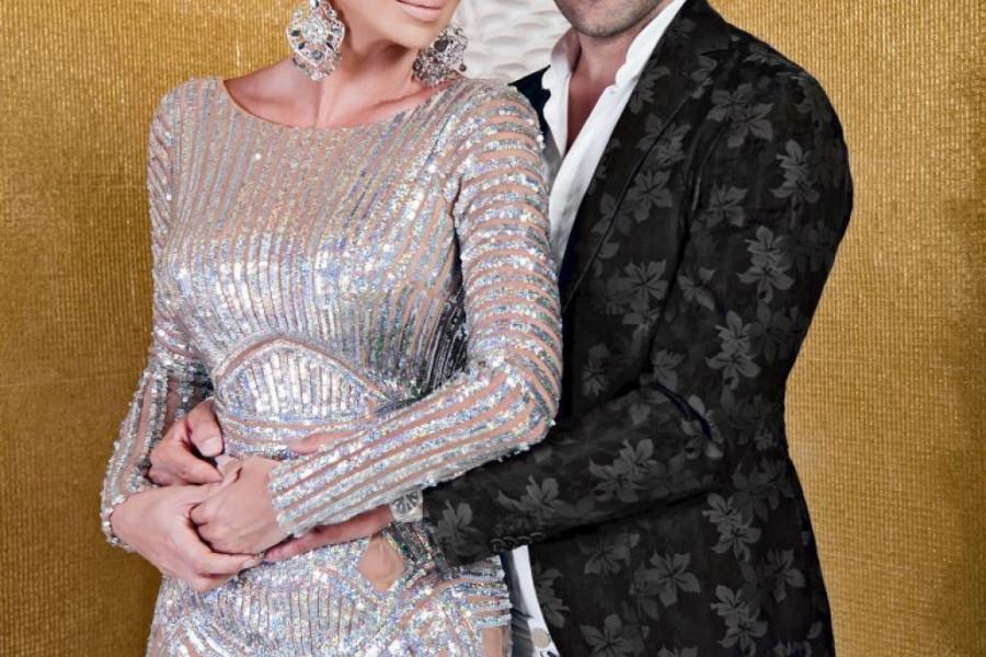 Jelena Karleuša i Duško Tošić zajedničkim fotografijama dematovali glasine o razvodu