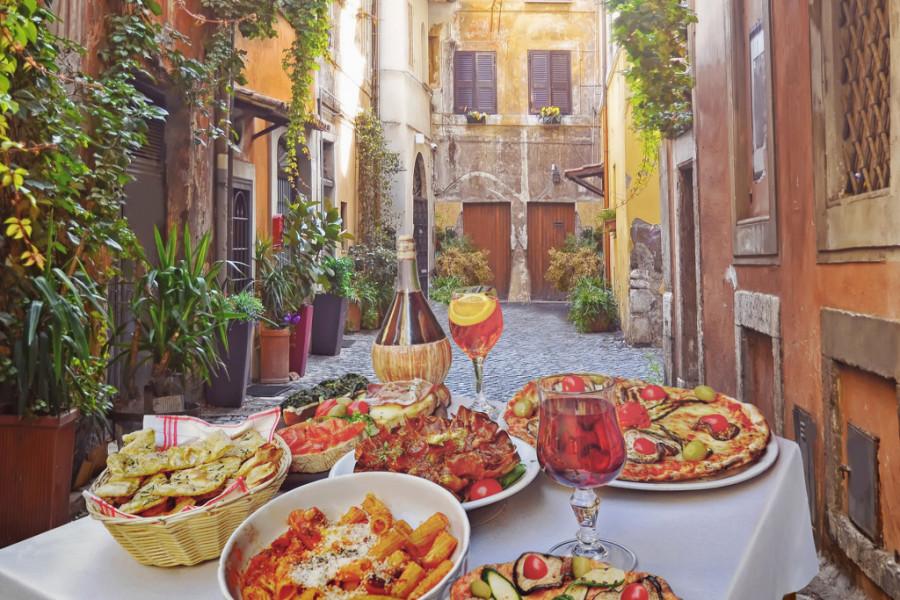 SECONDO PIATTO U KUĆNOJ VARIJANTI: Romantični duh Italije u vašoj kuhinji (recepti)