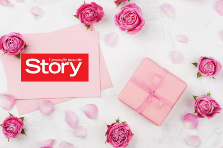 STORY vam poklanja!