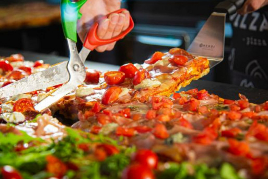 "Svi putevi vode na ""parče alla romana"": Otvoren Pizzagram na novoj lokaciji"