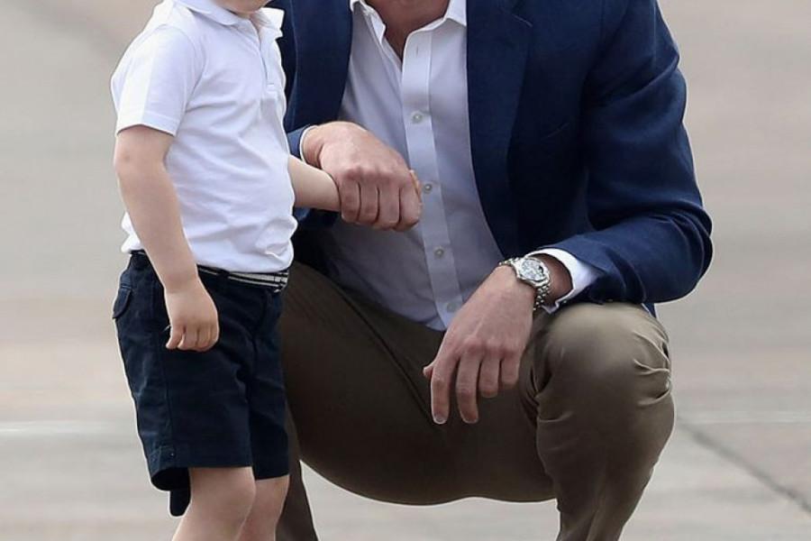 Princ Džordž slavi DIVAN DAN: Specijalna lokacija za proslavu 6. rođendana!