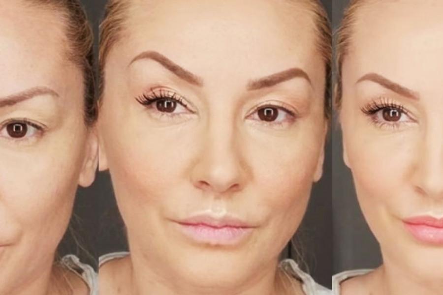 Goca Tržan IMA ULTRA DOBAR TRIK za brzo jutarnje šminkanje i to za SAMO 10 MINUTA! (video)