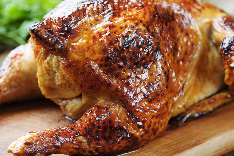 SMAZAĆETE GA ZA TREN: Uz pomoć ovih saveta napravite najsavršenije pečeno pile (recept)
