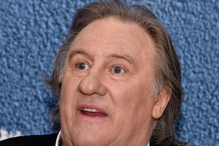 Optužen za teško krivično delo Žerar Depardje besan: Ovo je hajka!