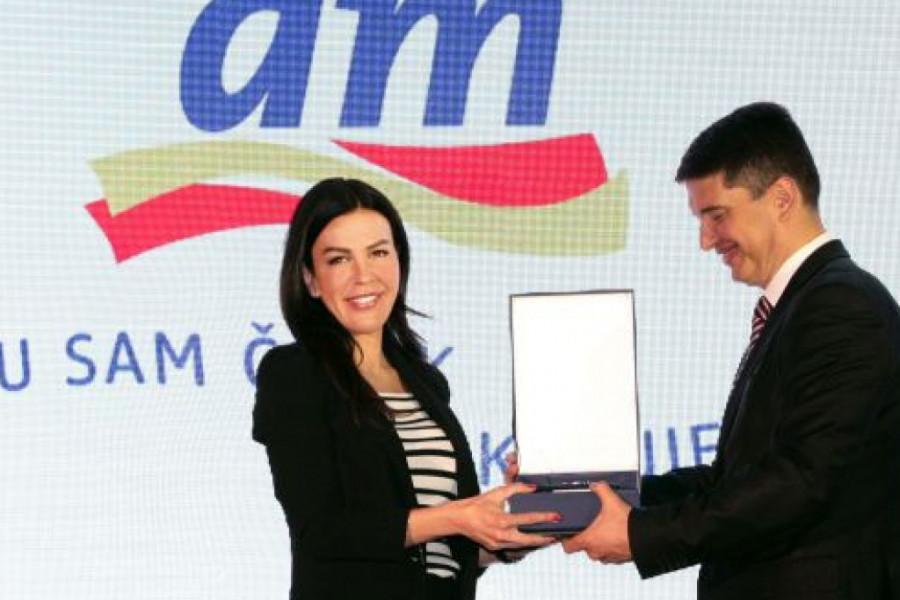 Projekat dm inkubator nagrađen od strane Privredne komore Srbije
