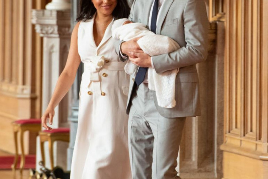 Megan Markl i princ Hari KONAČNO OBJAVILI kako će se zvati sin! Dobio je DVA PRELEPA IMENA!