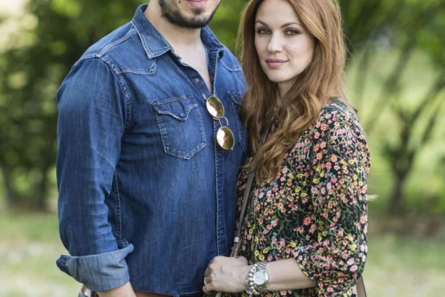 Nikola i Bojana danas slave 3. godišnjicu braka, manekenka se OVOM fotkom prisetila DANA VENČANJA (foto)
