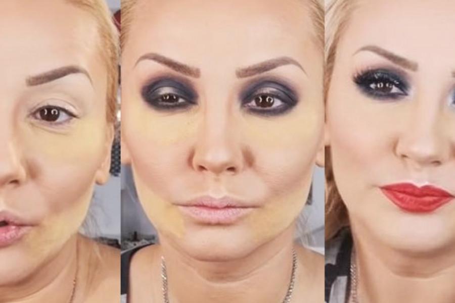 Goca Tržan vas uči kako da se našminkate u stilu 30-ih i 40-ih godina, ali i savetuje da na OVIM proizvodima NIKAKO NE ŠTEDITE NOVAC! (video)