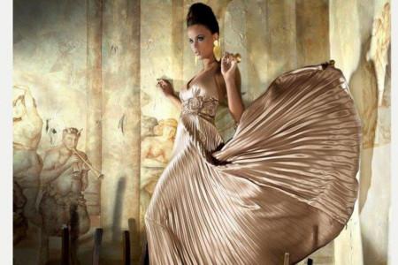 Modna revija Italijanskog kreatora visoke mode MICHELE MIGLIONICO u Beogradu