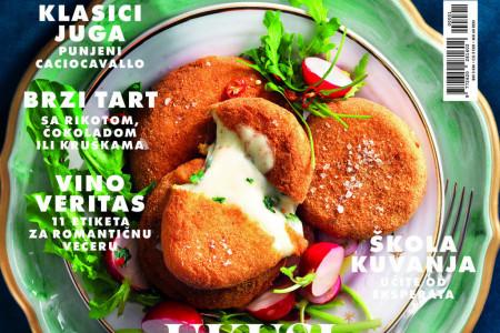 """Italijanski gastronomski magazin """"La Cucina Italiana"""" KONAČNO U SRBIJI!"""