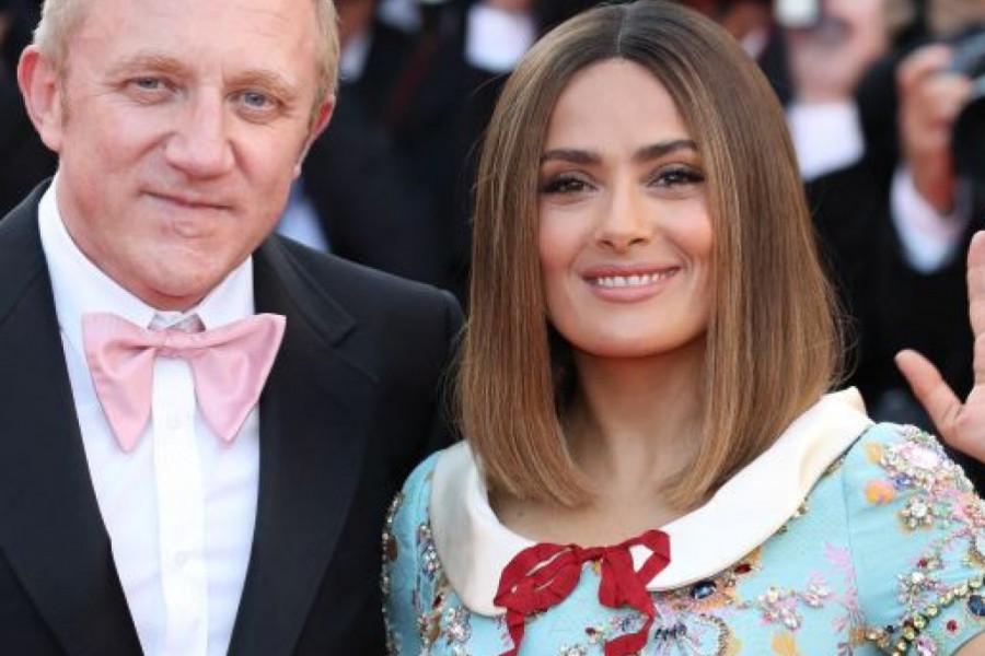 Salma Hajek i njen suprug doniraće 100 MILIONA EVRA za obnovu Notr Dama, razlog je više nego EMOTIVAN!