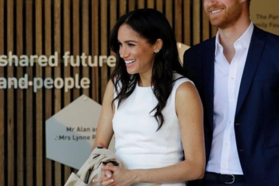 USIJANE KLADIONICE: Ovako će se zvati prvo DETE princa Harija i Megan!