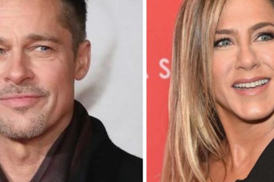 Dženifer Aniston i Bred Pit se SKRIVAJU već TRI GODINE