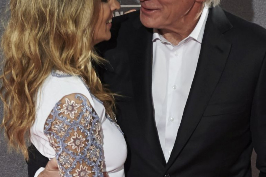 STIGLE RODE: Ričard Gir postao tata u 70. godini!