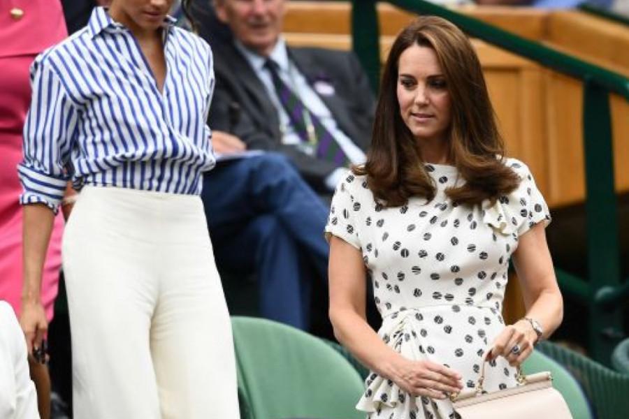 Sada je jasno zašto su Kejt i Megan ŽENE OD STILA: Najpoznatije vojvotkinje oblači SRPSKA dizajnerka (foto)