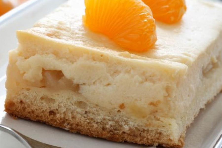 Osvežite se neodoljivim kolačima sa mandarinom!