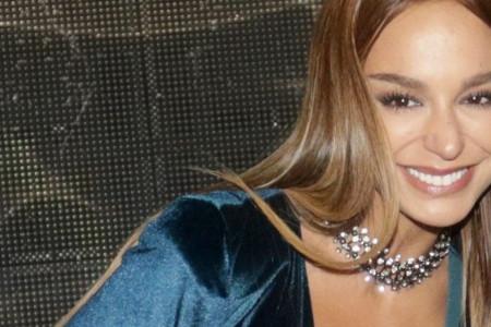 Editi prija nova ljubav: Sija kao dijamant, a u ovoj haljini izgleda spektakularno! (FOTO)