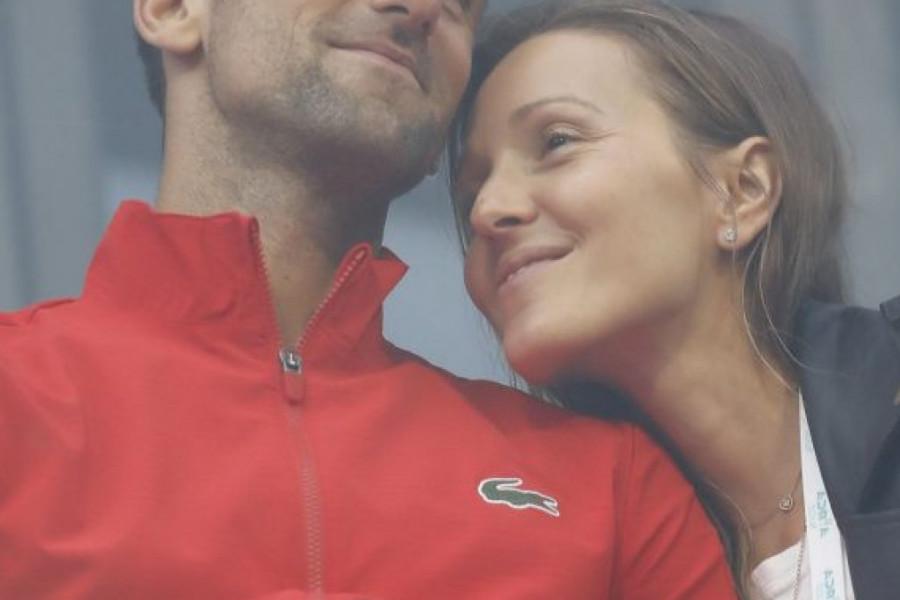 Novak i Jelena Đoković jači od tračeva: Bračna kriza je laž, ovo je odgovor na nju!