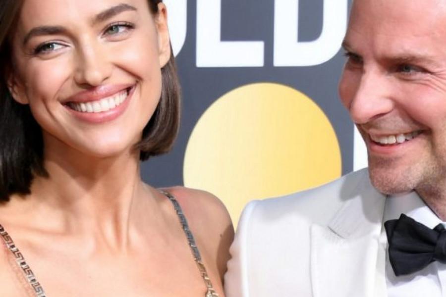 Šta ovo bi? Bredli Kuper i Irina Šajk ponovo u zagrljaju! (FOTO)