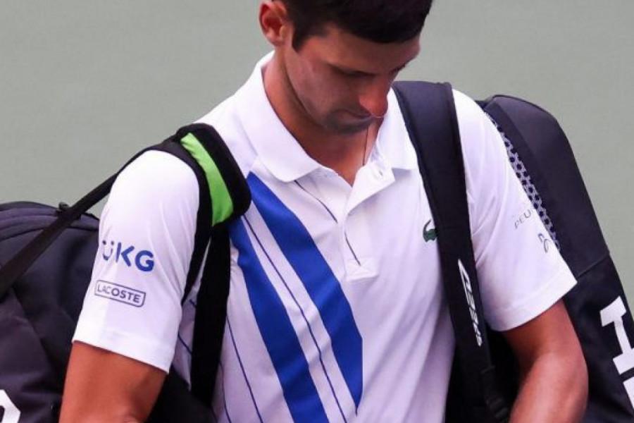 Moćna fotografija Novaka nakon diskvalifikacije: Ovo je tako duboko!