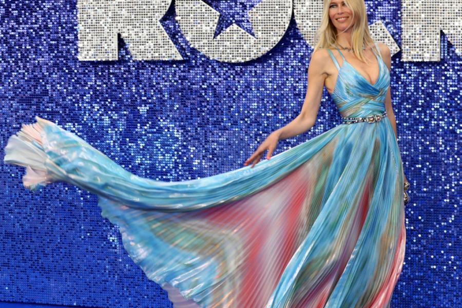 Žena anđeoske lepote: Manekenka Klaudija Šifer ovako izgleda u 51. godini!