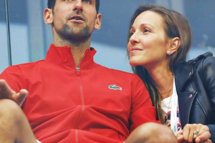 Jelena Đoković poslala emotivnu poruku, a slika s Novakom oduševljava!