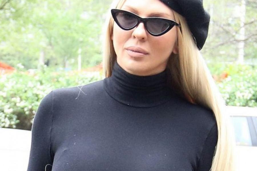 Jelena Karleuša neutešna: Sada nema bola, nema problema, nema prepreka...