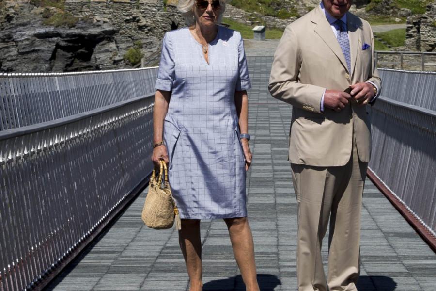 Princ Čarls i Kamila: Potez koji je iznenadio javnost (foto)