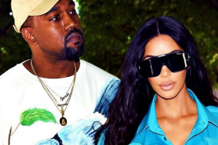 Bolan pad američkog genija: Reper Kanje Vest se odselio od Kim!