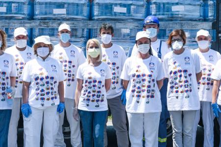 Volonterskim akcijama za bolji svet: Kompanija NIS brine o zajednici