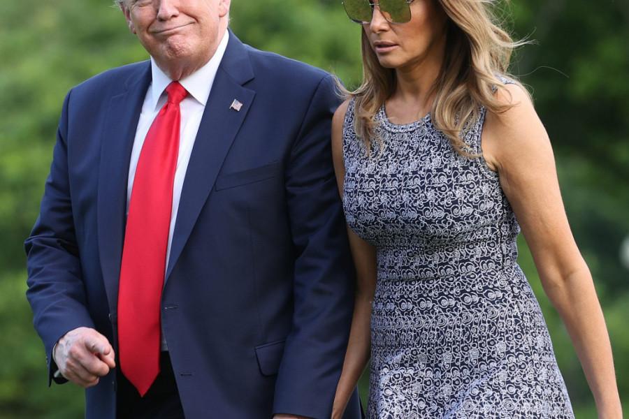 Melanija i Donald Tramp: Šokantne tajne uskoro u javnosti!