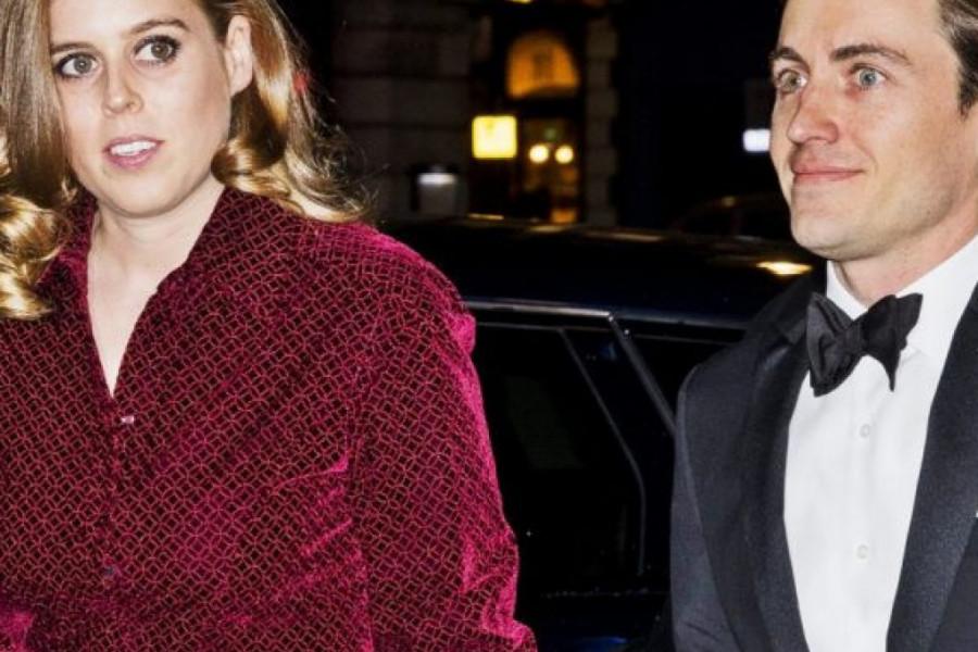 Tajno venčanje za tajkuna: Princeza Beatris se udala, a svi pričaju o venčanici!