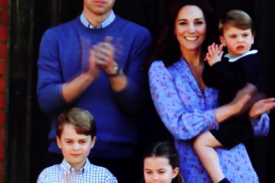 Princ Luis jednu stvar nikako ne može da shvati: Vojvotkinja Kejt u velikom problemu