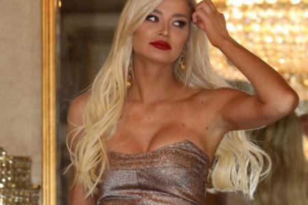 Trudna Sofija Milošević obožava ove moderne haljine koje prate liniju tela!