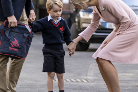 Kuma malog princa Džordža otkriva: Duhovit je, odvažan, ali i drzak