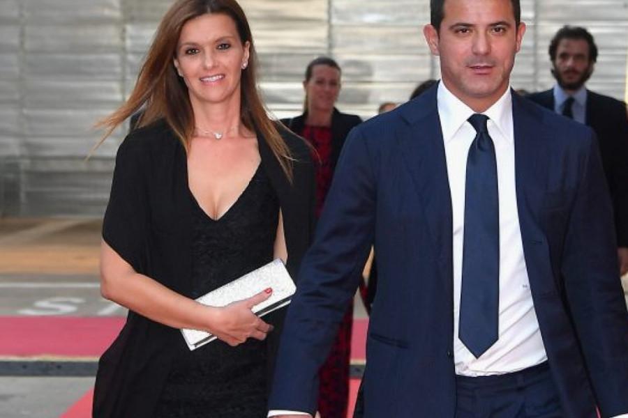 Dejan Stanković oduševio region rečima koje je uputio supruzi: Idemo dalje, ljubavi moja!