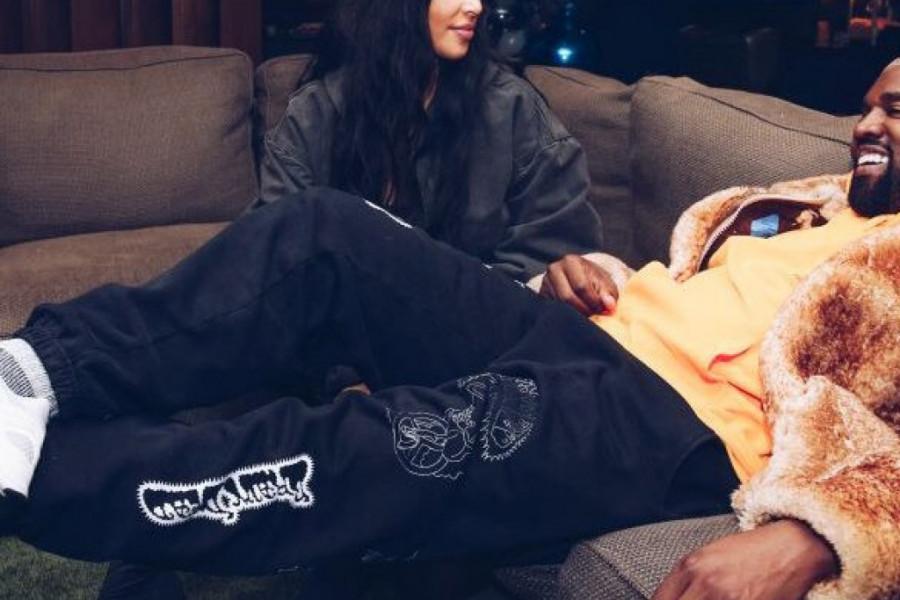 """Nije sve u dolarima! Slike koje dokazuju da brak Kim i Kanjea nije na """"staklenim nogama""""! (foto)"""