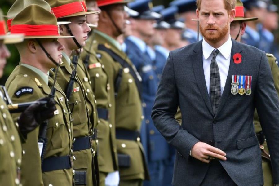 Kraljica ne želi da usliši Hariju poslednju prinčevsku želju