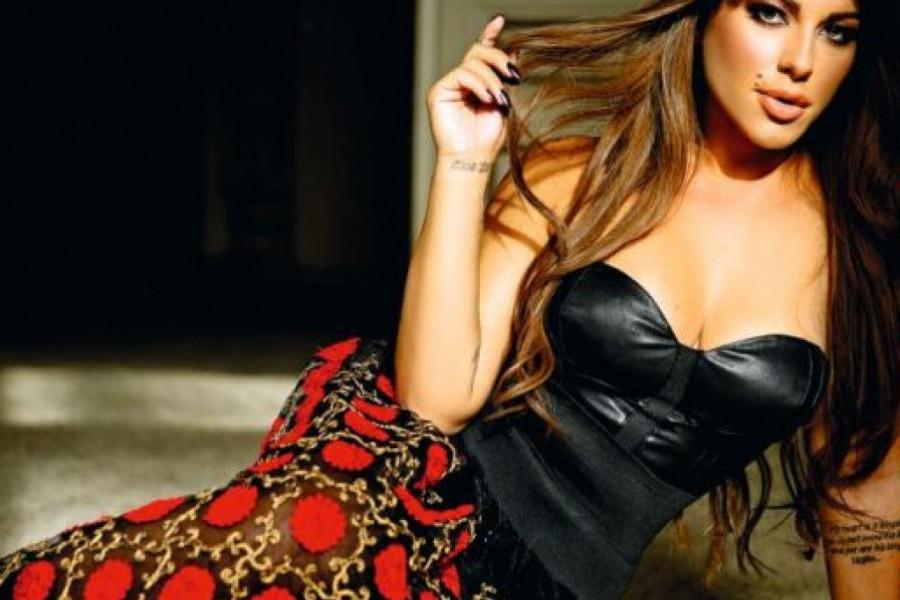 Pevačica Seka Aleksić sva u zlatu: Ovo je njeno vreme! (foto)