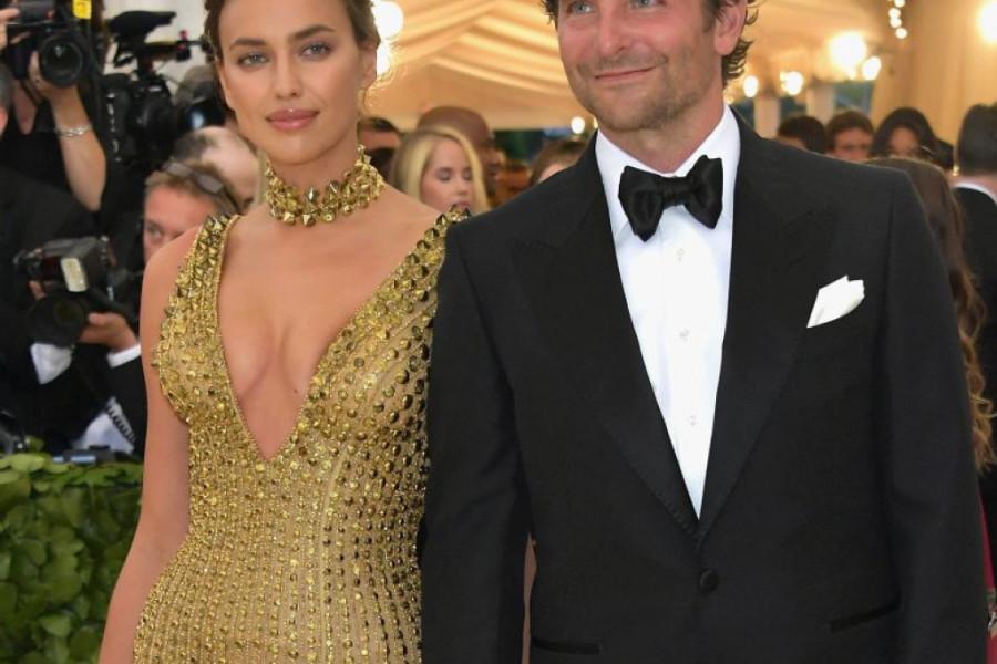 Irina Šajk i Bredli Kuper imaju vest koja je veliko iznenađenje