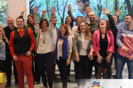Kompanija dm drogerie markt dobitnik specijalne VIRTUS nagrade za filantropiju
