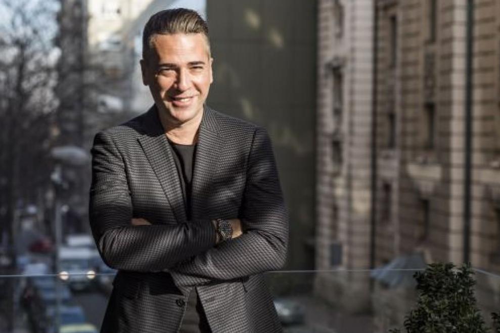 Željko Joksimović: Imao sam sreću da me Jovana izabere