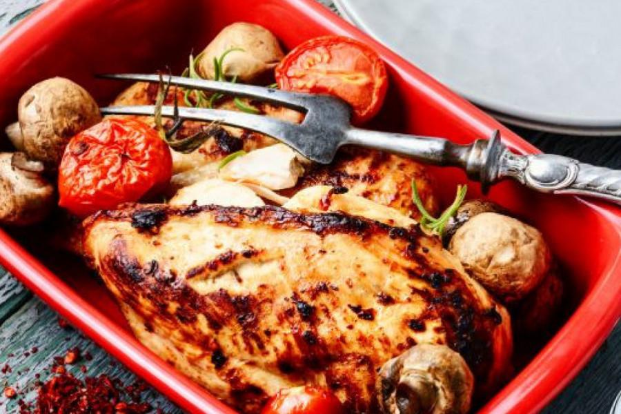 Top dva specijaliteta sa piletinom koja ne goje i ne opterećuju želudac (recepti)
